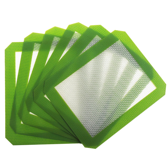 6 Pack Non-stick Silicone Mat Pad