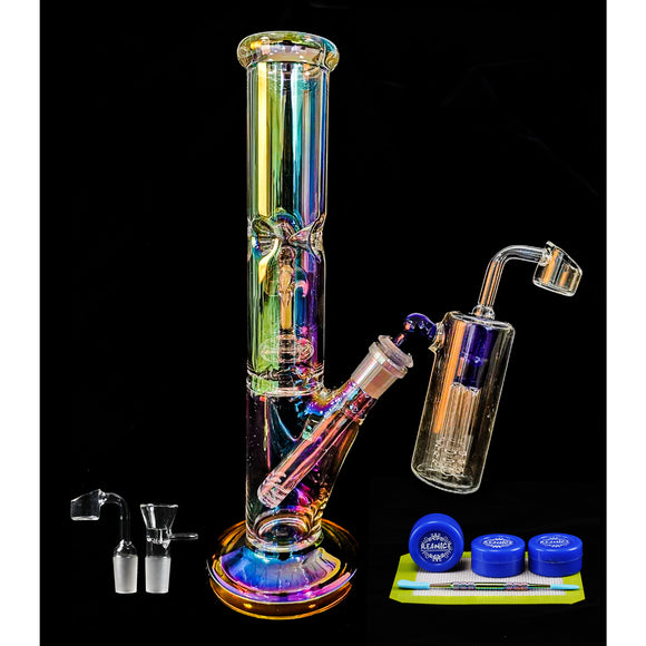 12'' Straight Luminous water recycler