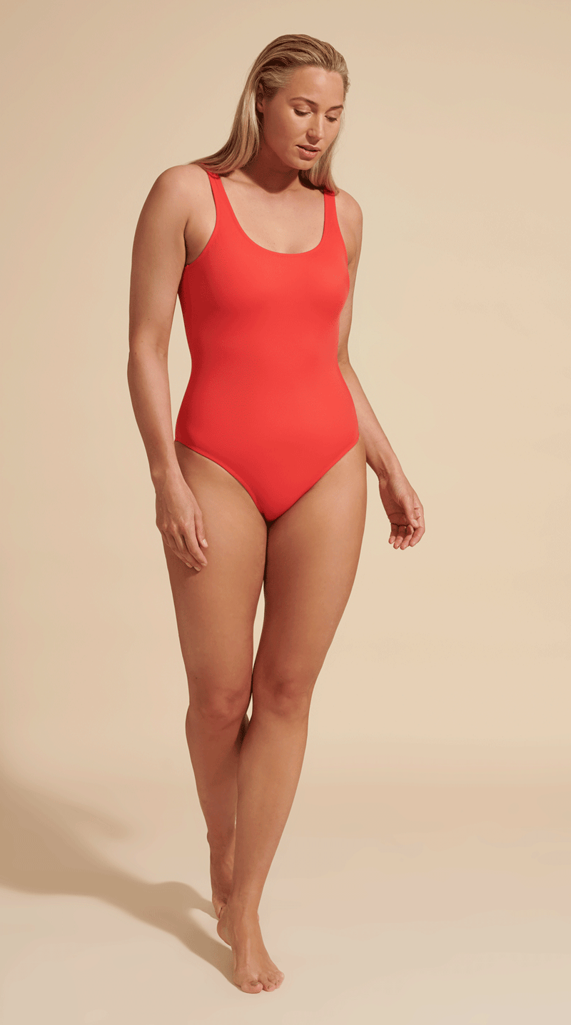 Classic bathing suit