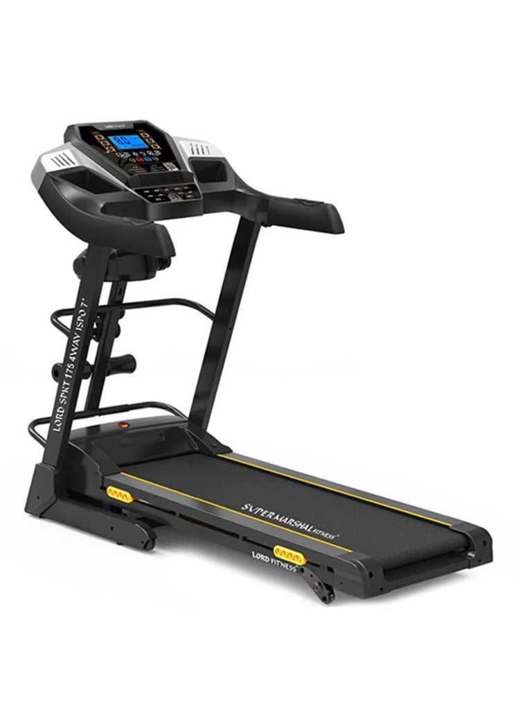 Treadmill For Home Use With Massager