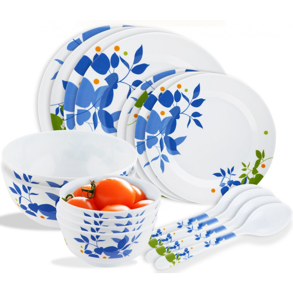 Olympia Melamine Ware Dinner Set of 18 Pieces