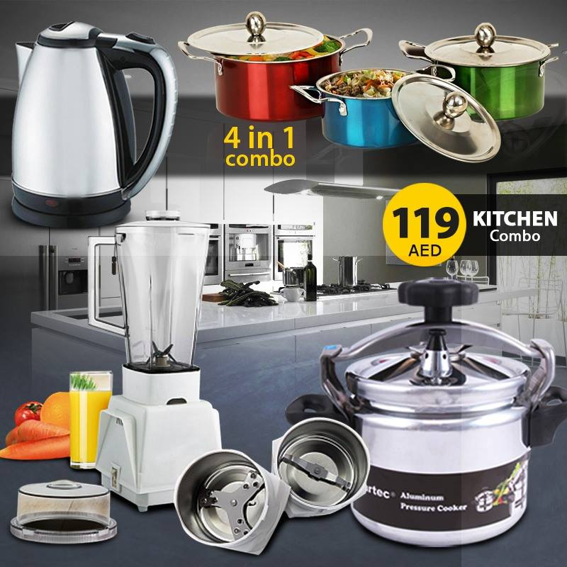 4 in 1 Kitchen Bundle Offer