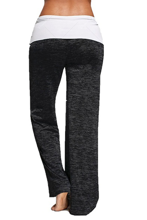 High Waist Women Loose Yoga Pants