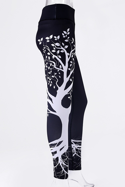 Big Tree Sports Yoga Pants - MondayBloom.com