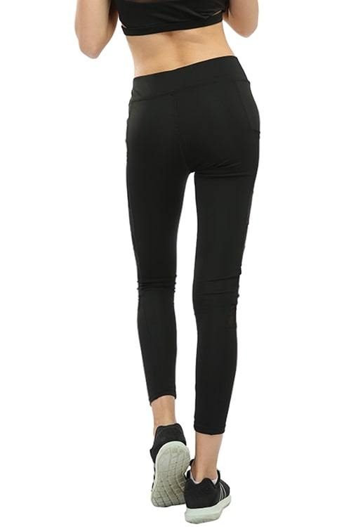 Breathable Mesh Yoga Pants