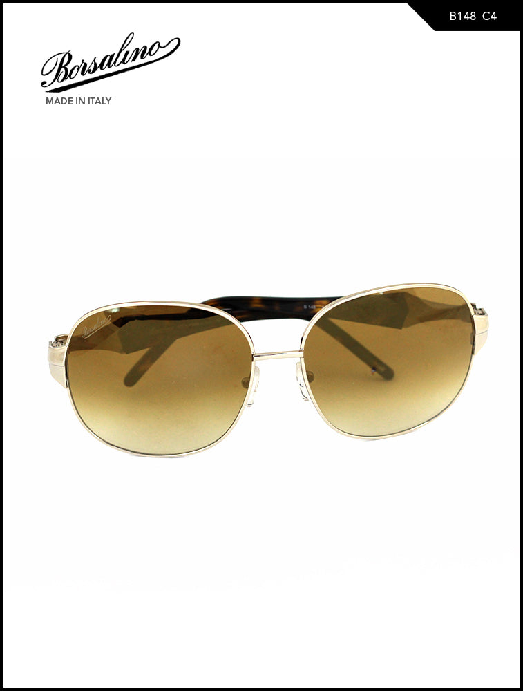 Borsalino 148 C4 Brown Aviator