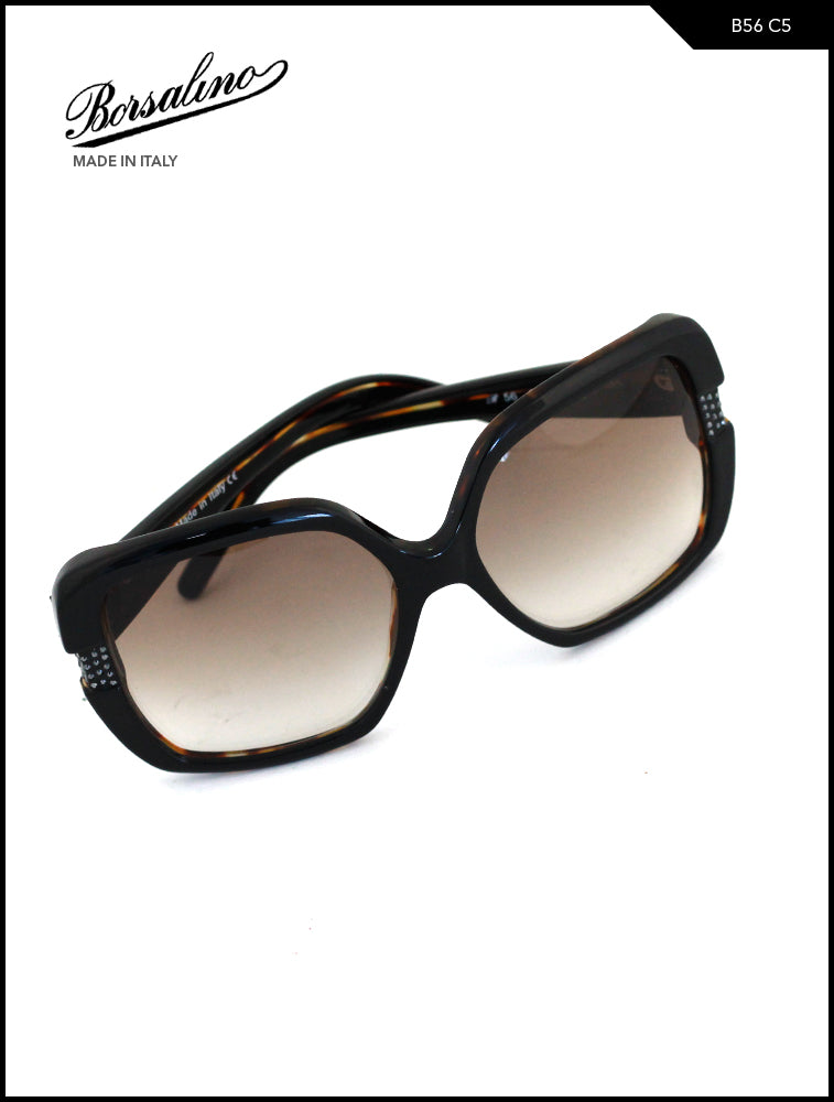 Borsalino 56 C5 Glam Up Sunglasses