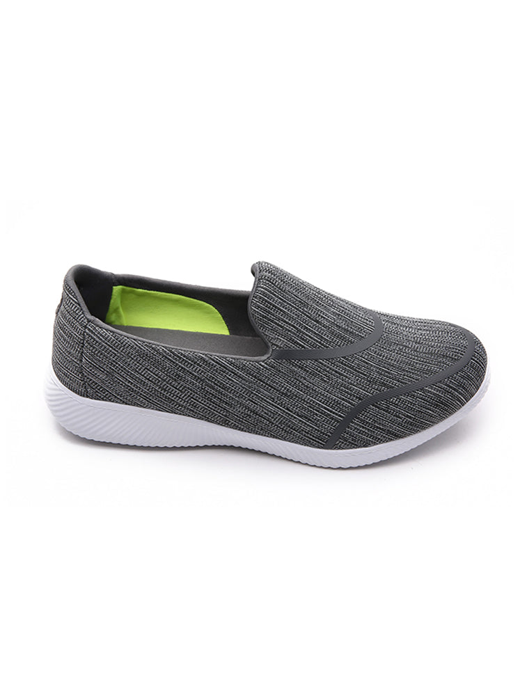 Flexible Grey Sports Shoes