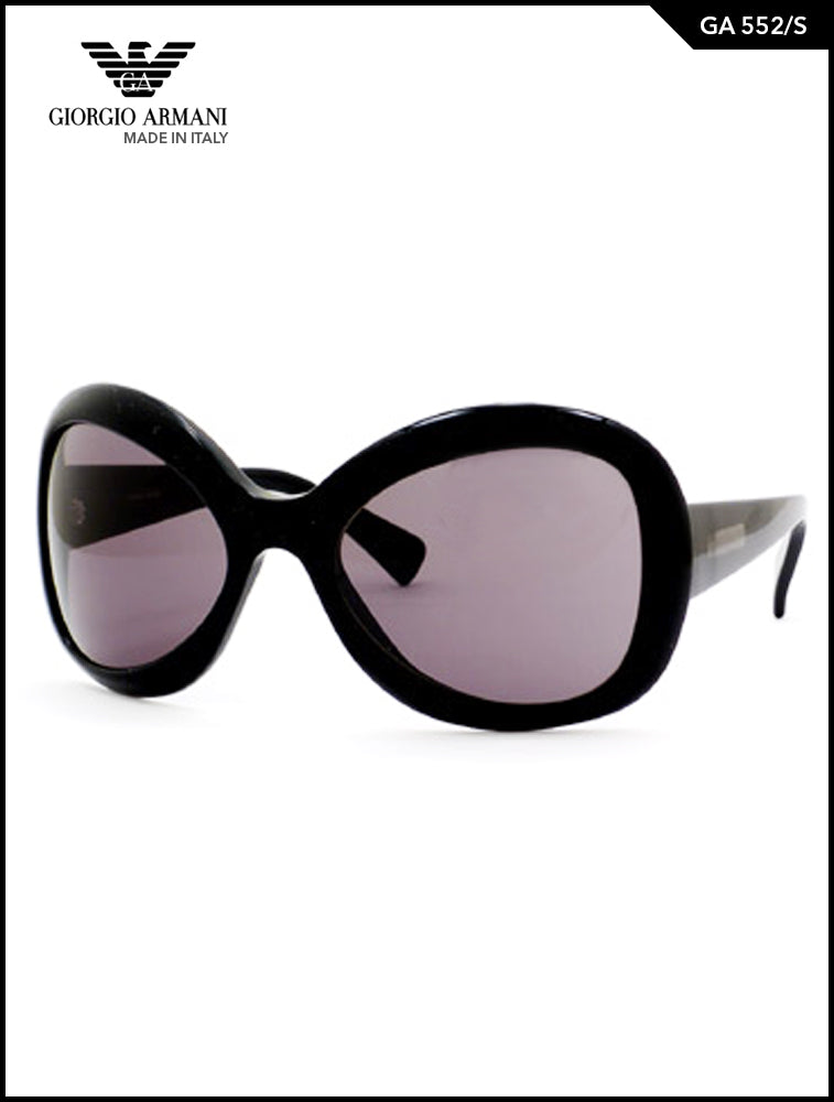 Giorgio Armani GA 552 Over-sized Sunglasses