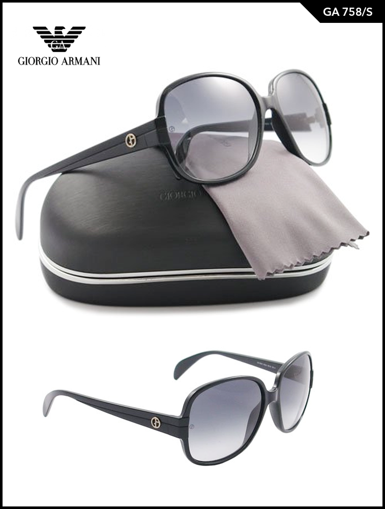 Giorgio Armani GA 758 Classic Polarized Glasses