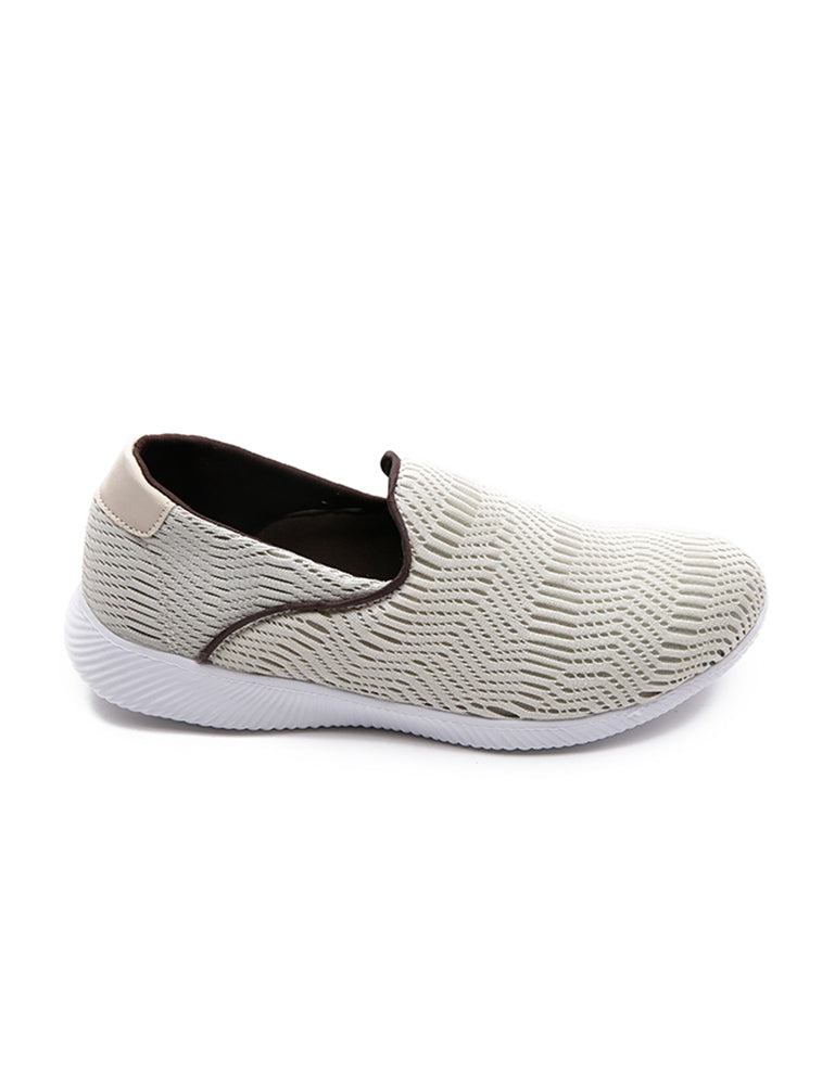 Casual Breathable Grey Shoes