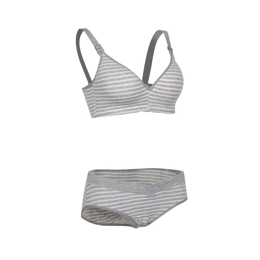 Nursing Bra and Panty Set - MondayBloom.com
