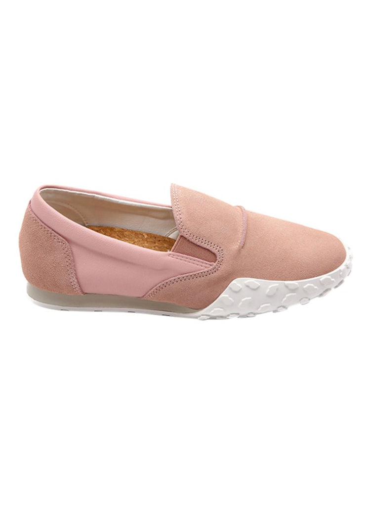 Double Tone Slip On Pink