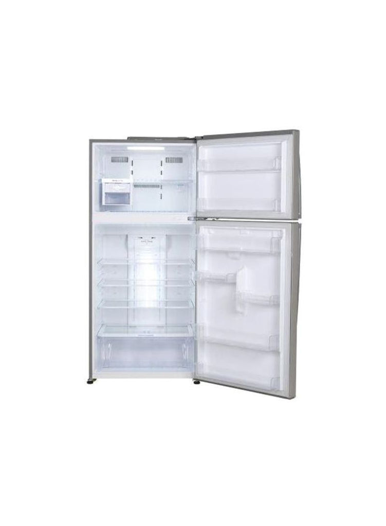 LG Multi Air Flow Top Mount Refrigerator 520L GR-B522GLHL Shiny Steel
