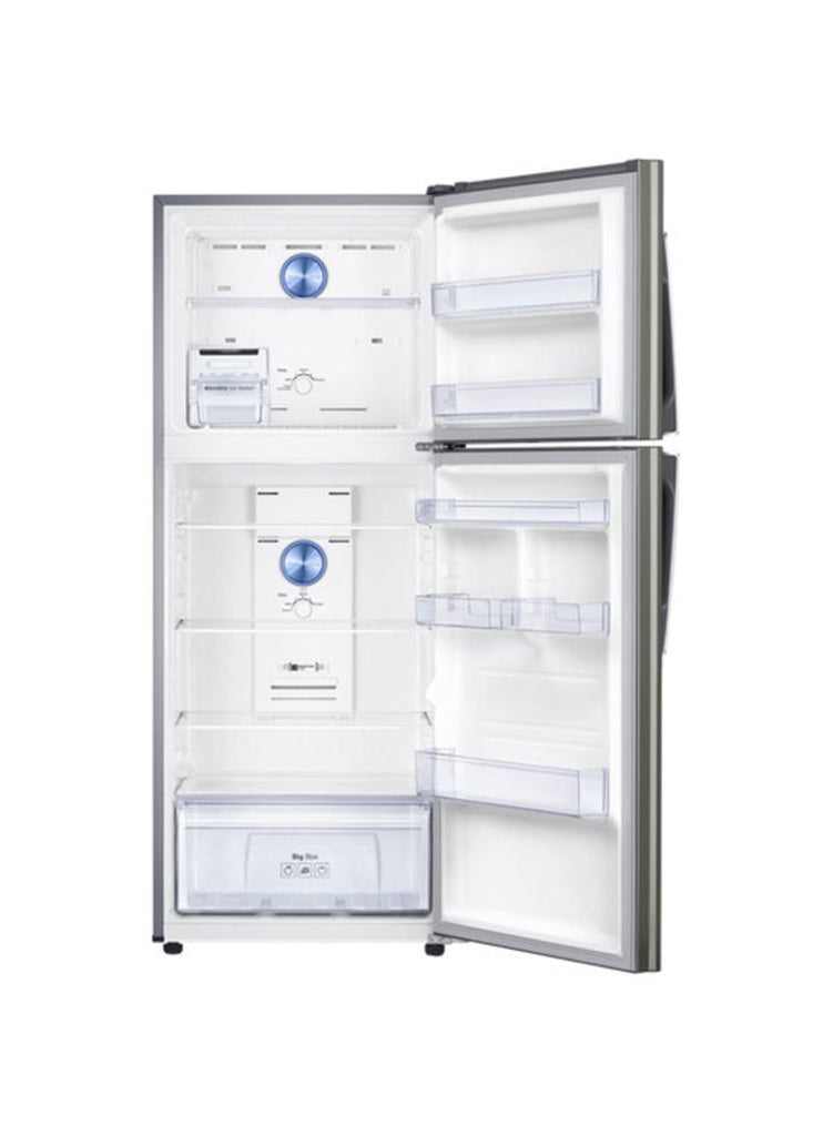 Samsung Top Mount Freezer With Twin Cooling Plus 390L RT39K5110SP Grey