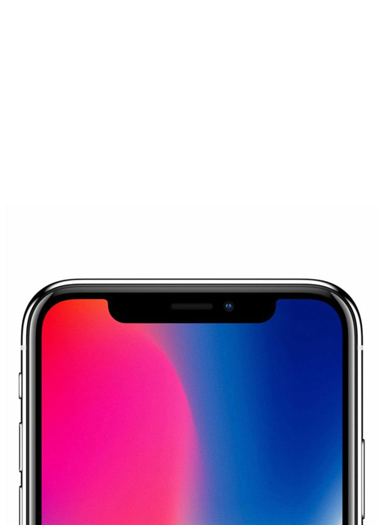 Apple iPhone X With FaceTime Space Gray 64GB
