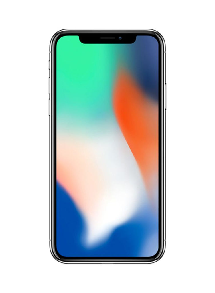 Apple iPhone X With FaceTime Space Gray 256GB