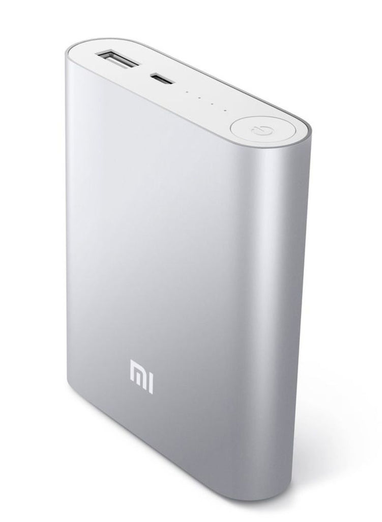 Mi Power Bank 10000 mAh Silver