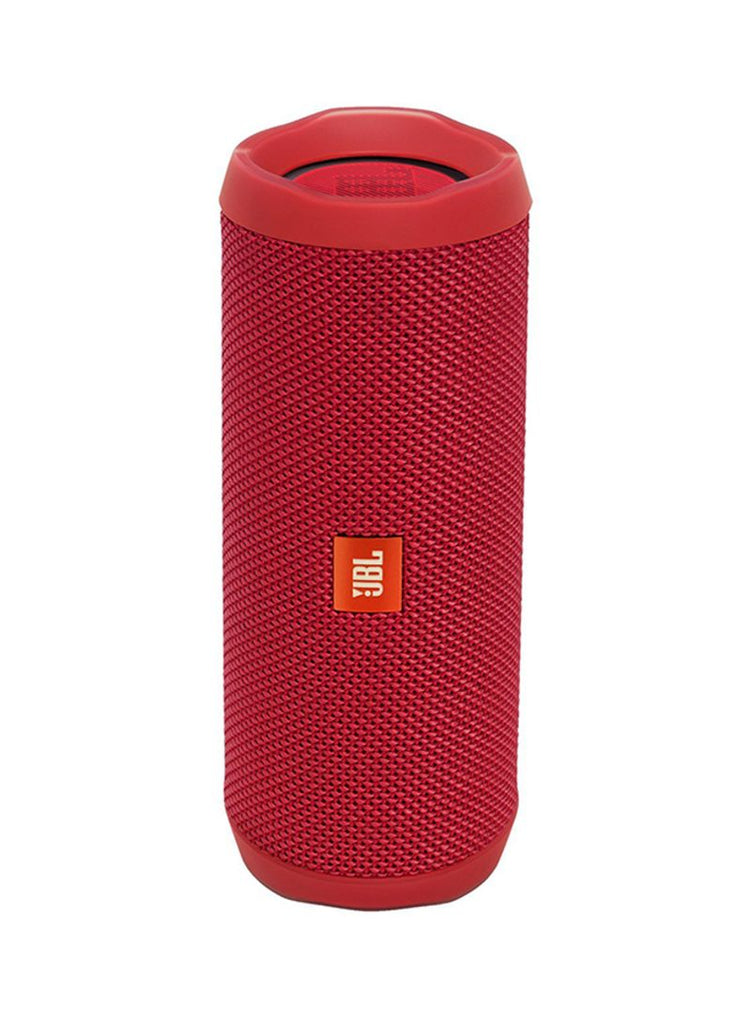 Flip4 Portable Bluetooth Speaker Red