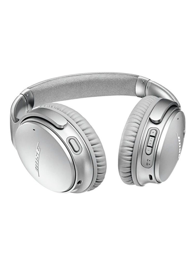 Bose QuietComfort 35 Series II Wireless Headphones Silver