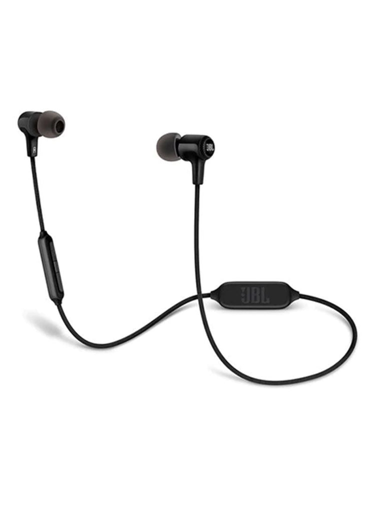 JBL In-Ear Bluetooth Headphones With Mic Black