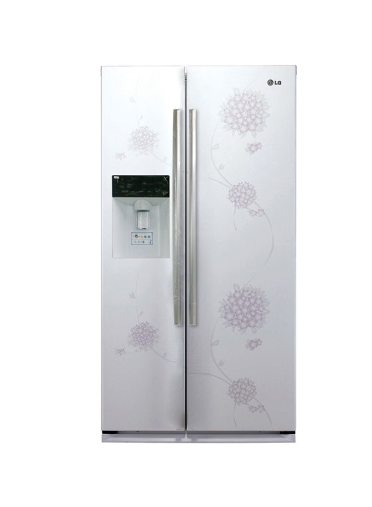 LG Side By Side Refrigerator 623L GR-L227GPYV White