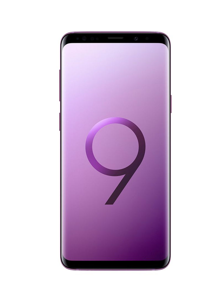 Galaxy S9 Plus Dual SIM Titanium Gray 64GB 4G LTE