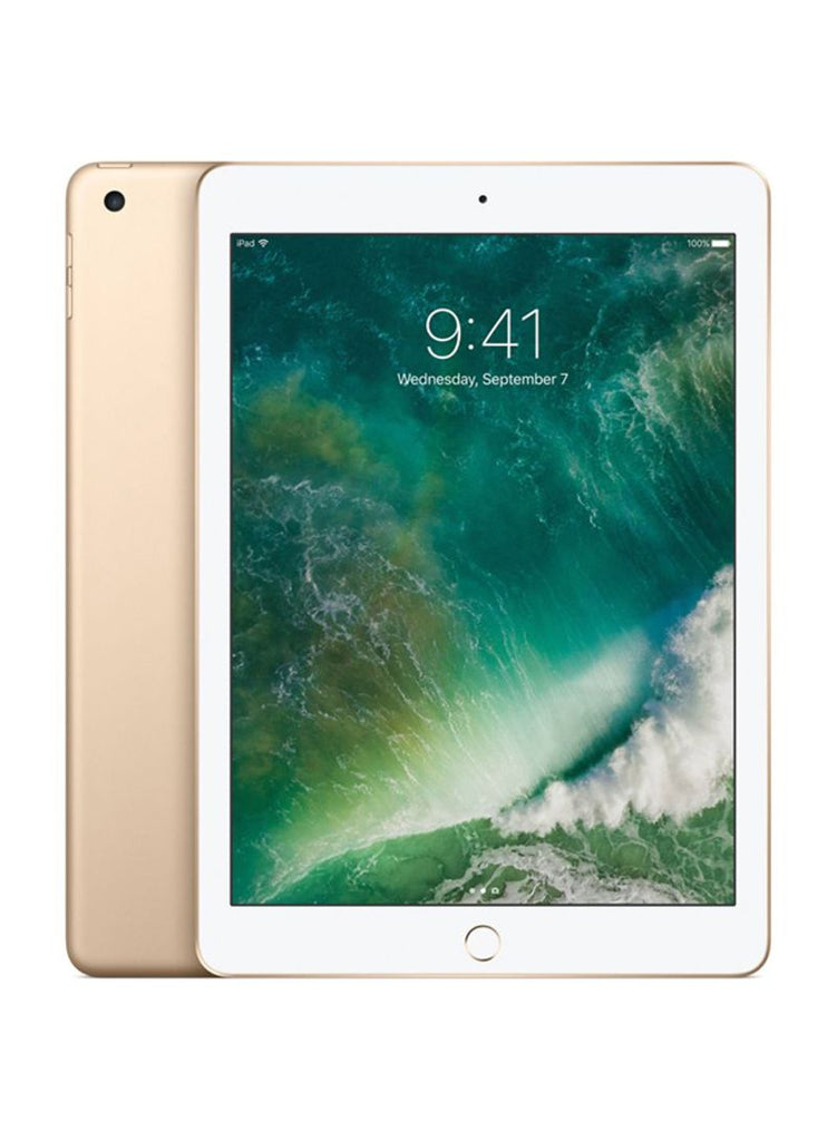 iPad-2018 9.7inch, 32GB, Wi-Fi Gold With FaceTime