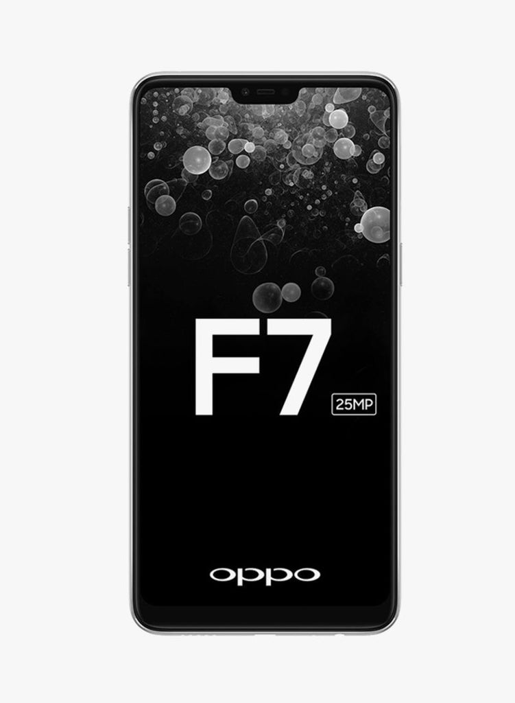 F7 Dual SIM Moonlight Silver 64GB 4G LTE