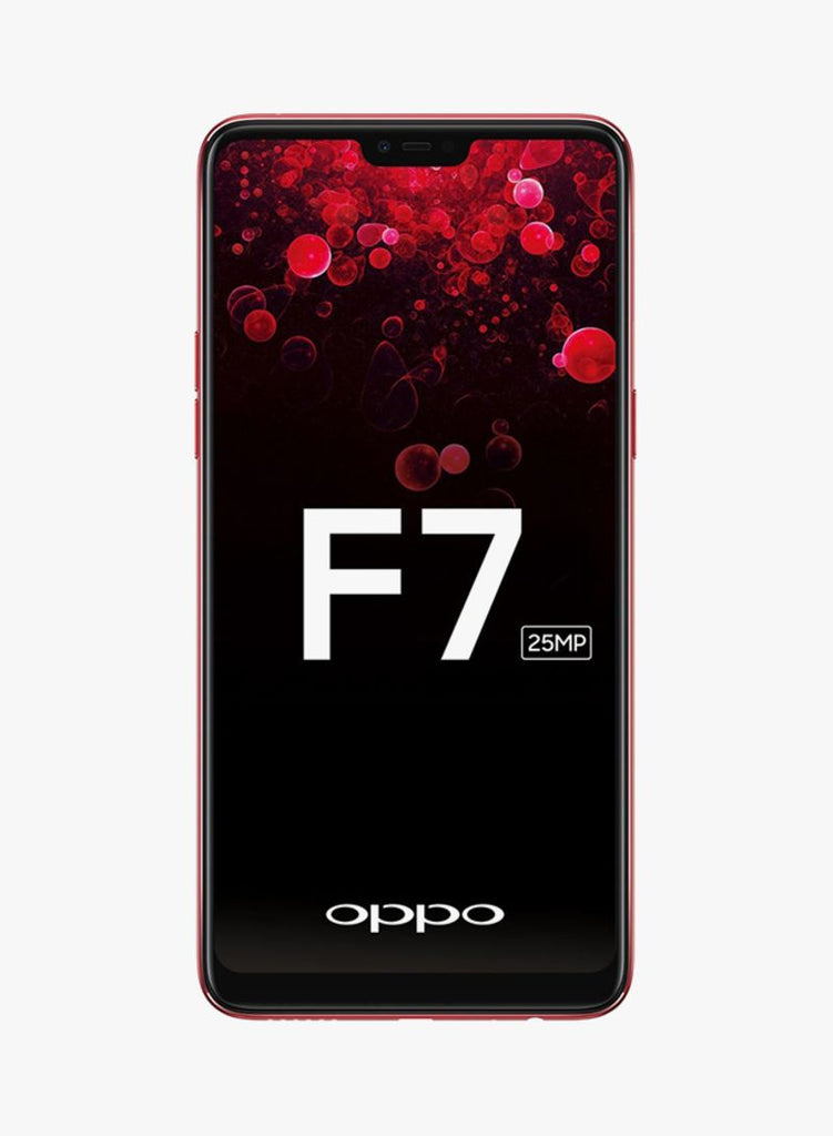 F7 Dual SIM Solar Red 128GB 4G LTE