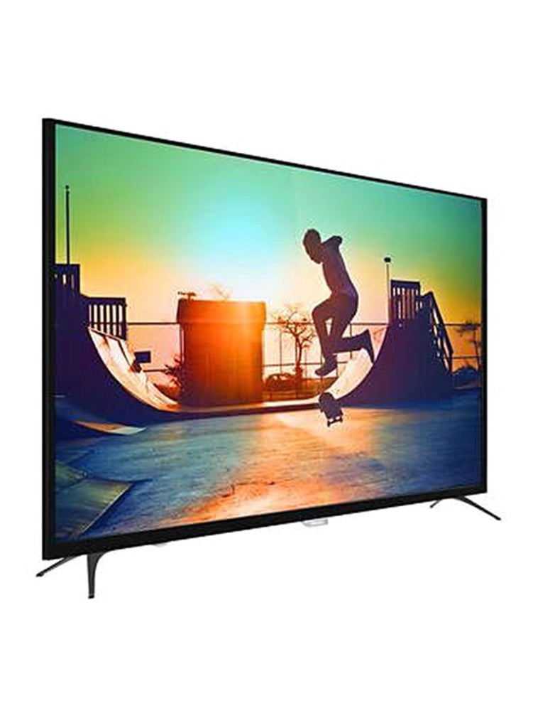 Philips-43-Inch 4K Ultra HD Smart LED TV 43PUT6002/56 Black