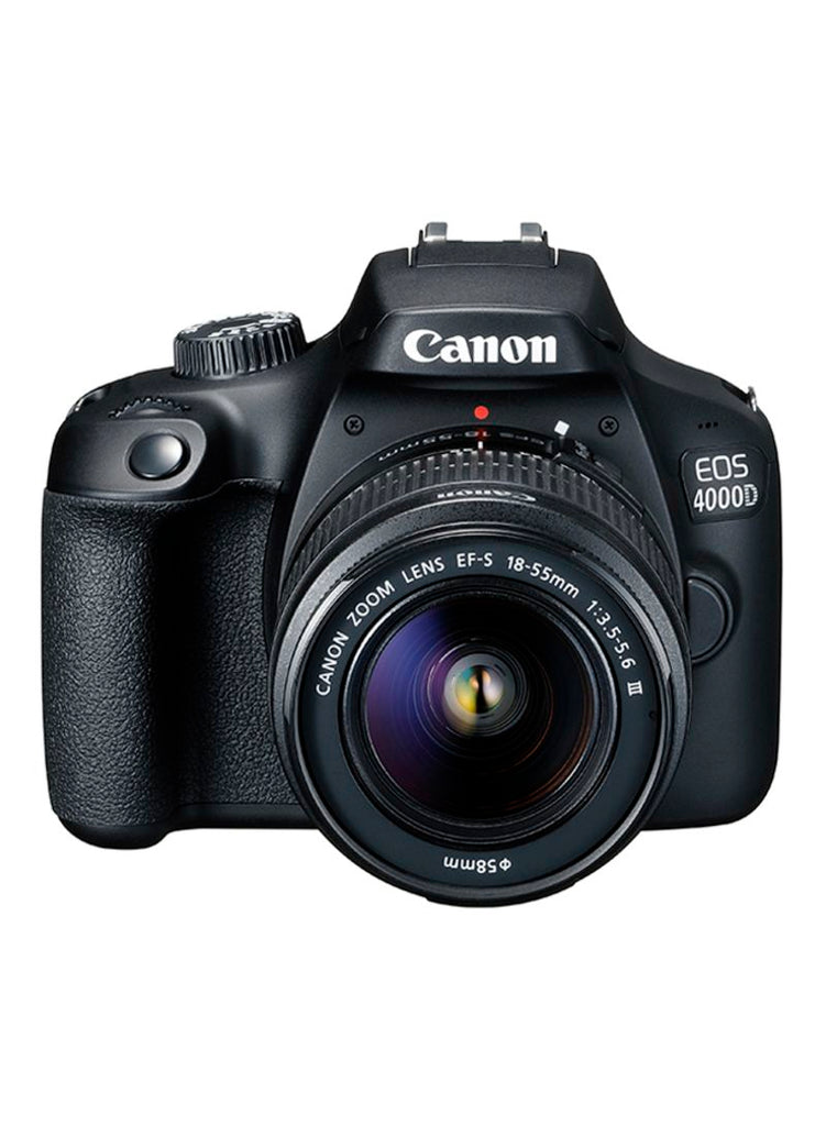 Cannon-EOS-4000D-DSLR-Camera-With-EF-S-18-55mm-Lens-Kit