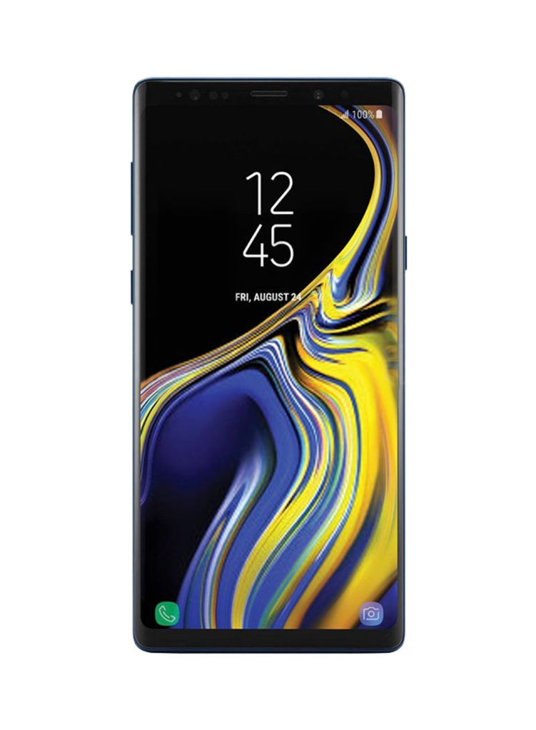 Samsung Galaxy Note 9 - 128 GB Black, Dual SIM