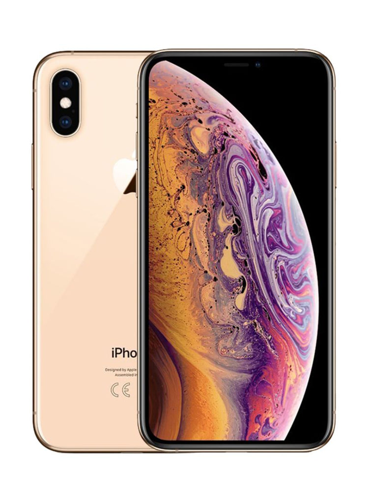 Apple iPhone Xs Max With FaceTime Silver 64GB