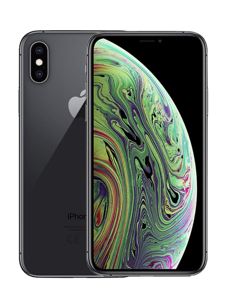 Apple iPhone Xs Max With FaceTime Silver 256GB