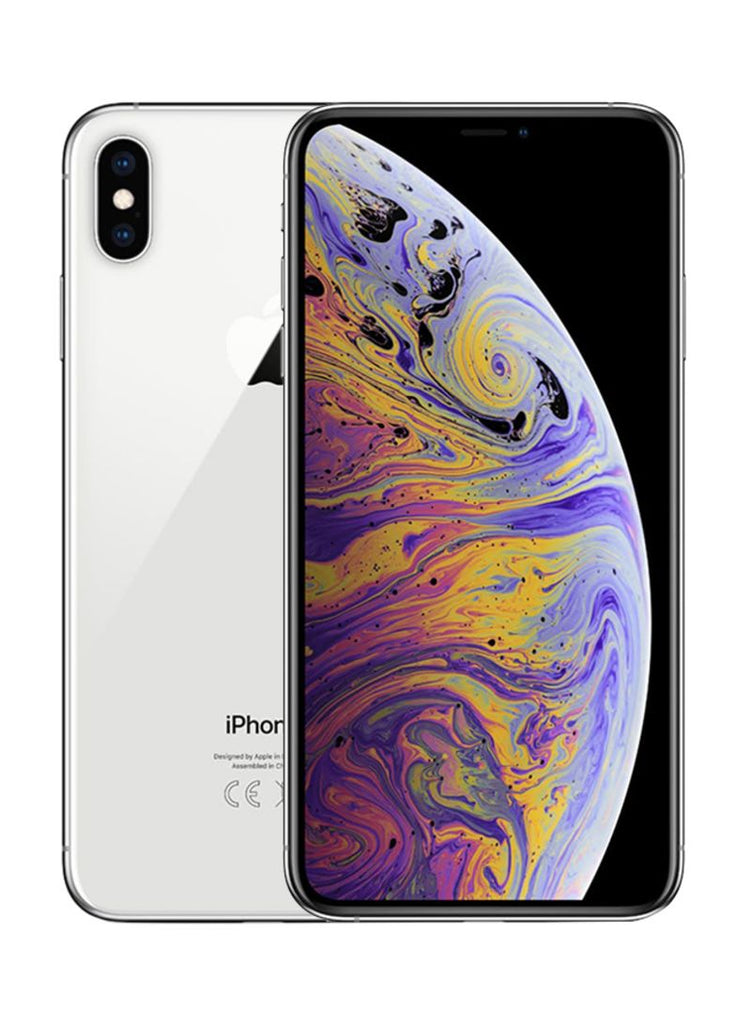 Apple iPhone Xs Max With FaceTime Silver 512GB