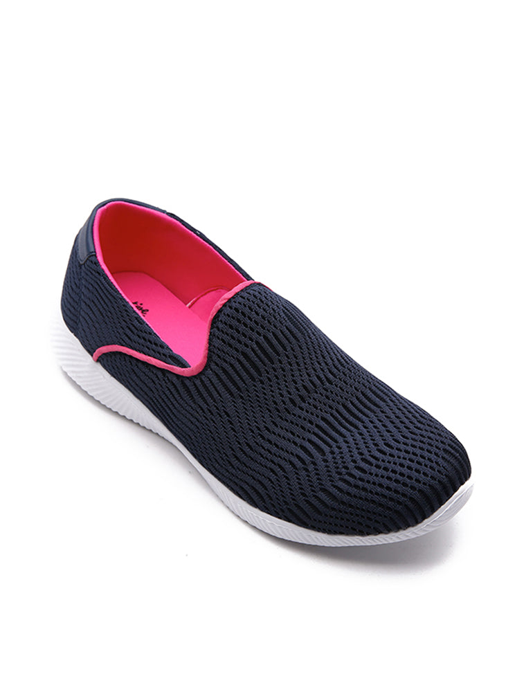 Casual Breathable Navy Shoes