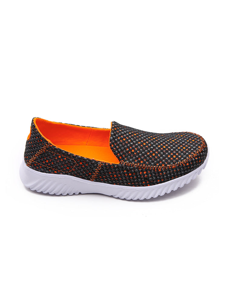 Casual Breathable Orange Shoes
