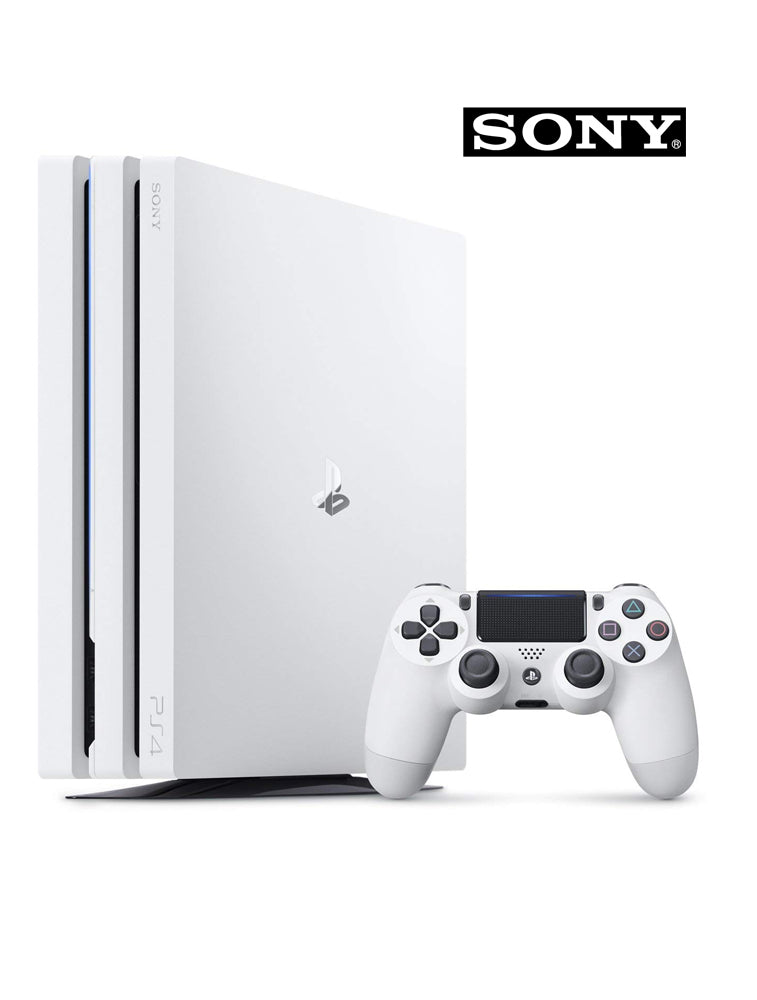 Sony PlayStation 4 500 GB - White