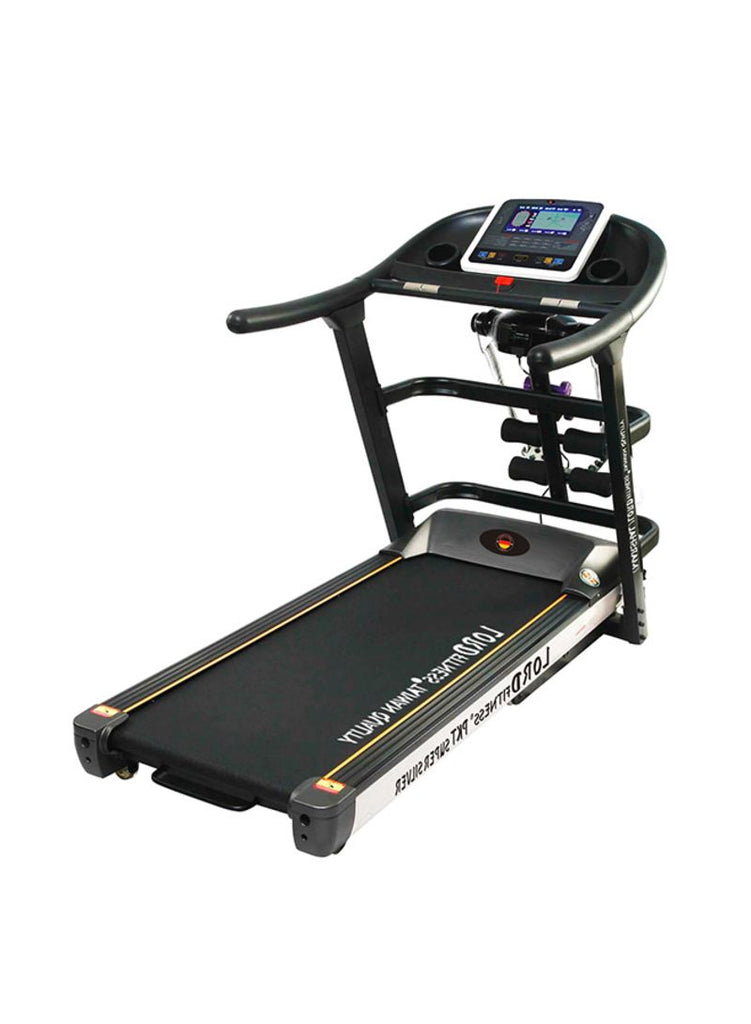 Super Silver Treadmill with Video Player
