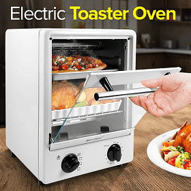 Electric Toaster Oven 900 Watts
