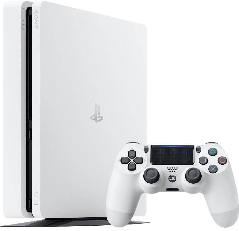 Sony PlayStation 4 1 TB - White