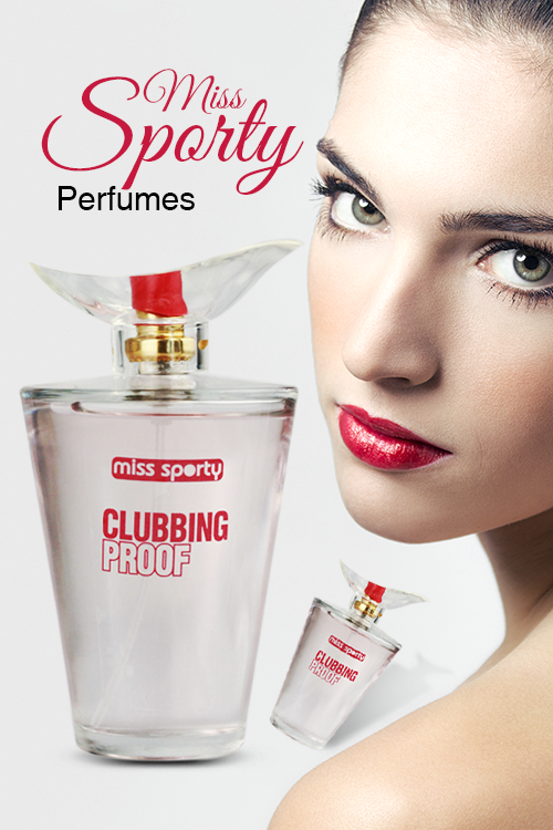 Miss Sporty Clubbing Proof Perfume For Female 100ml Eau de Toilette