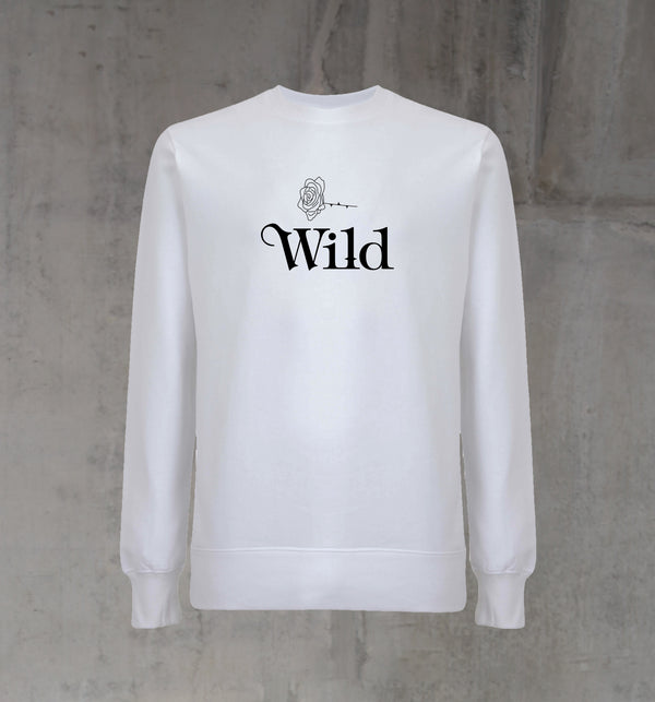Wild Rose Sustainable Sweatshirt