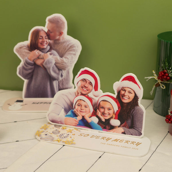 Holiday Pop-Up Photo