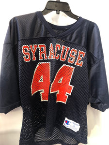 Champion Mesh Syracuse Football Practice Jersey #44 Large Made in USA