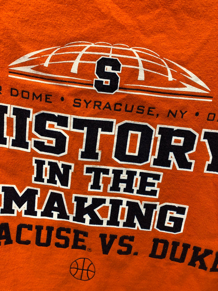 2014 Beat Duke T Shirt Syracuse University Size Small TS4