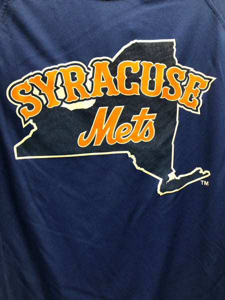 Syracuse Mets T-Shirt SRC night.