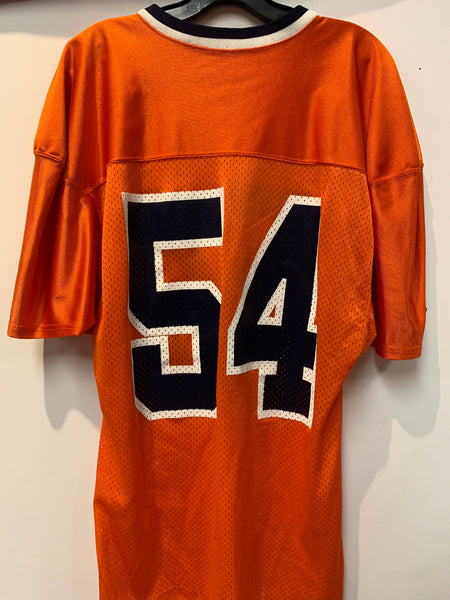Orange Freeney Jersey #54 Size L