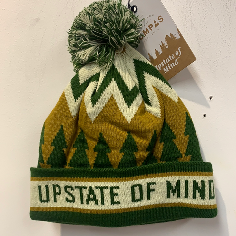 Upstate of Mind Beanie